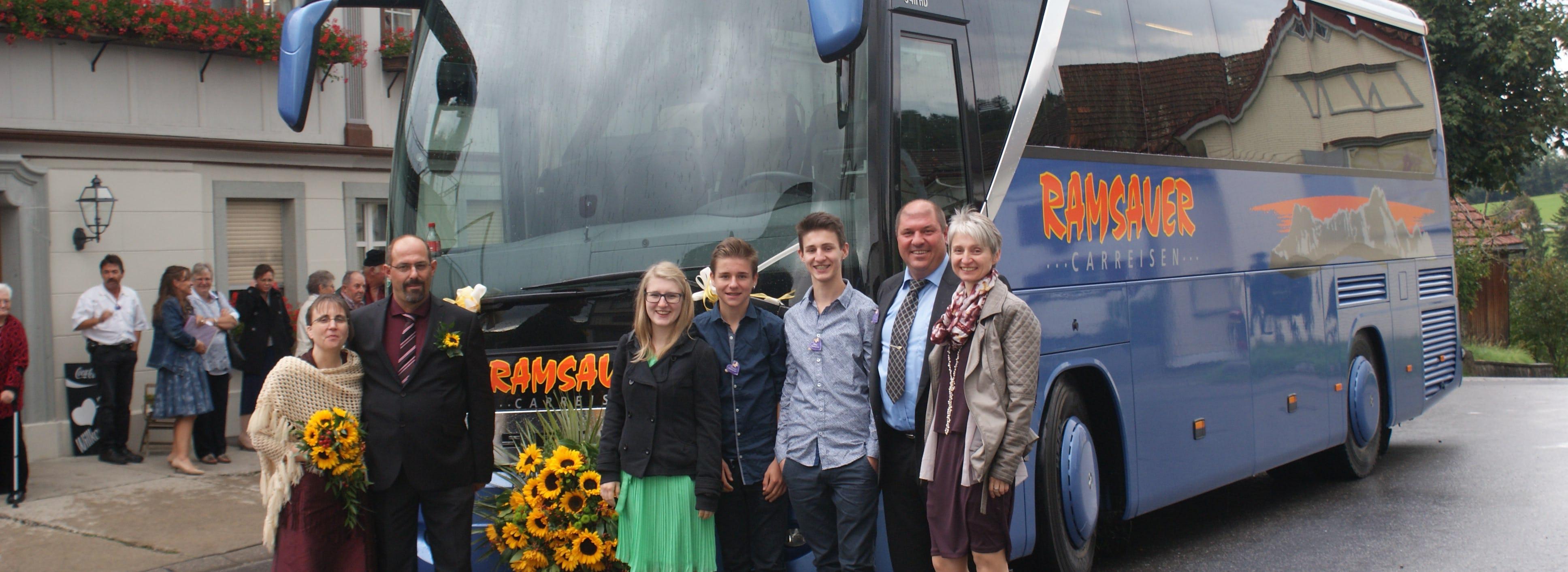 Familie Ramsauer Carreisen