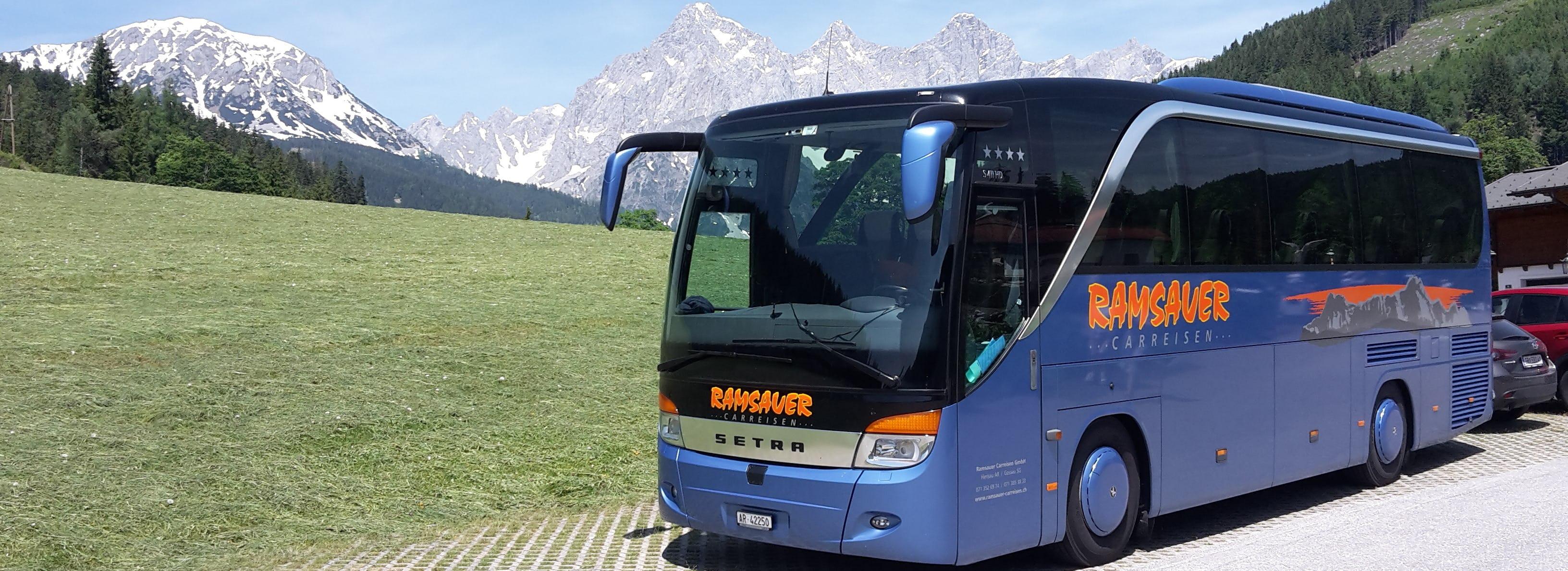 38 Plätzer Car S 411 HD Mandelberggut