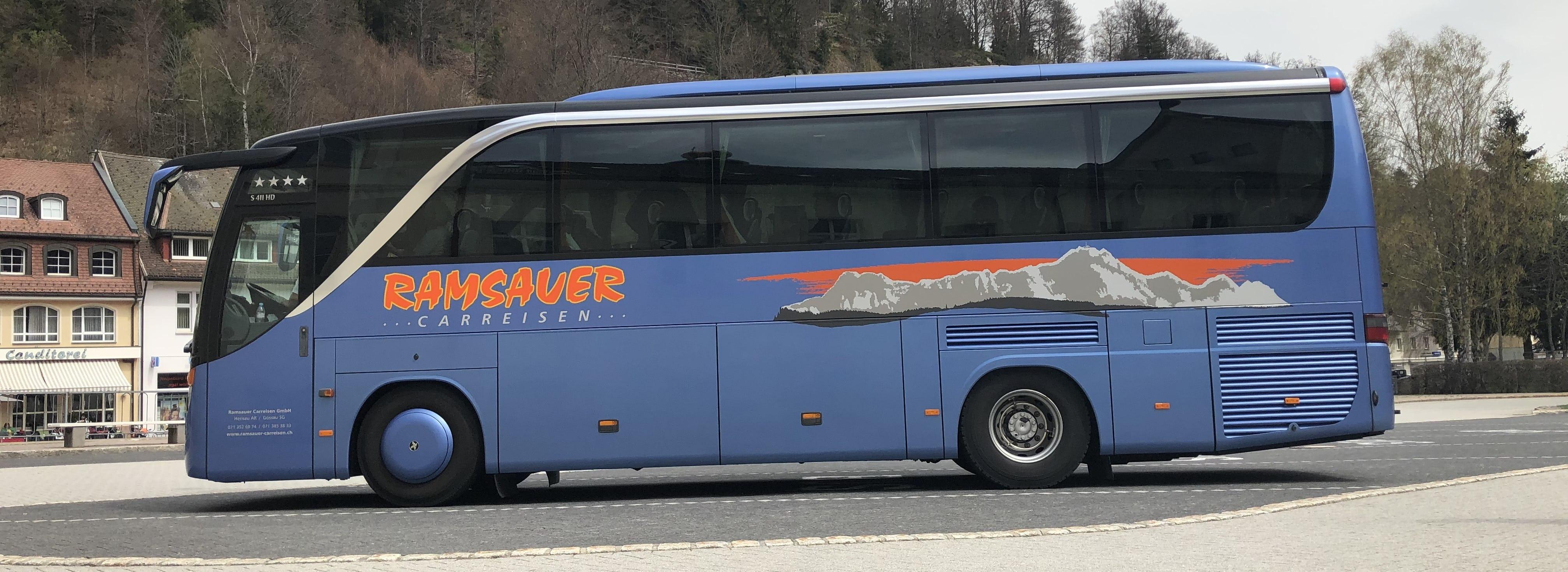 38 Plätzer Car S 411 HD Osterreise