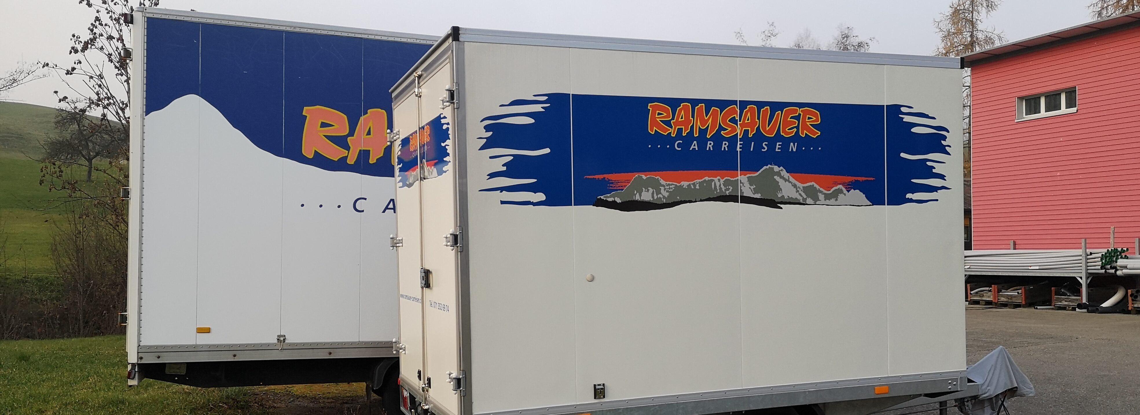 Anhaenger Bigbambu und Flexi