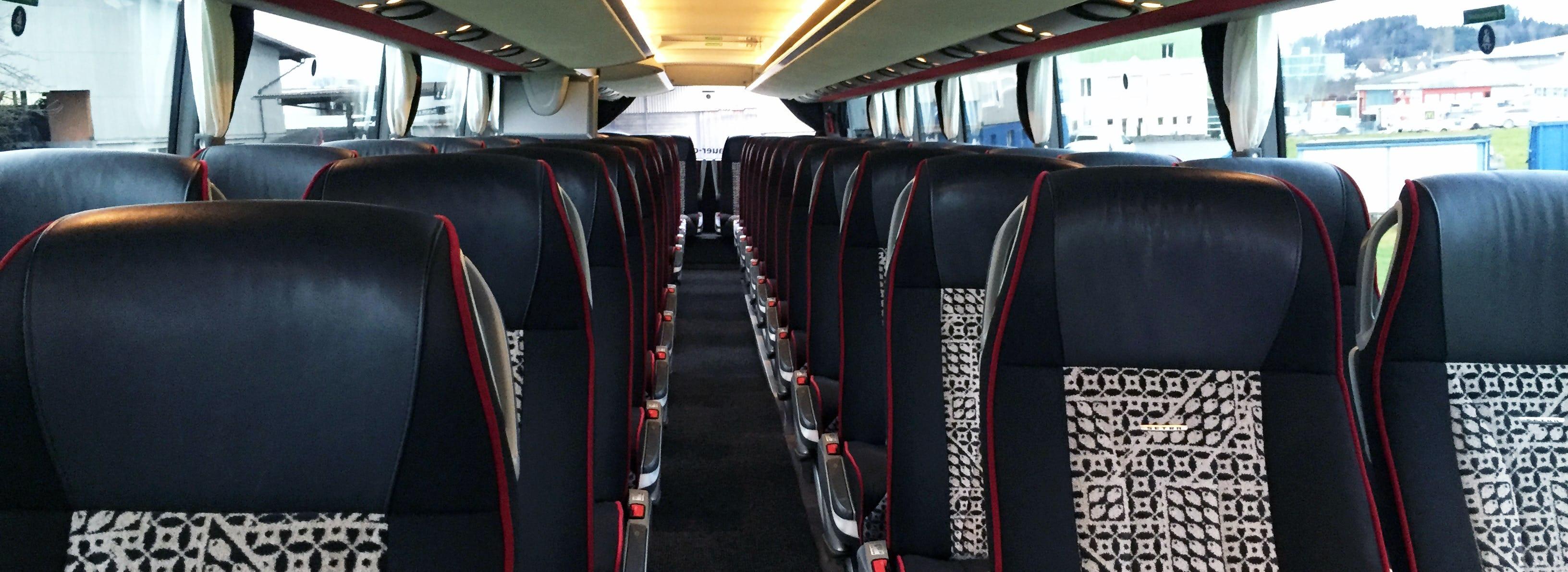 78 Plätzer S 431 DT Sitze unten