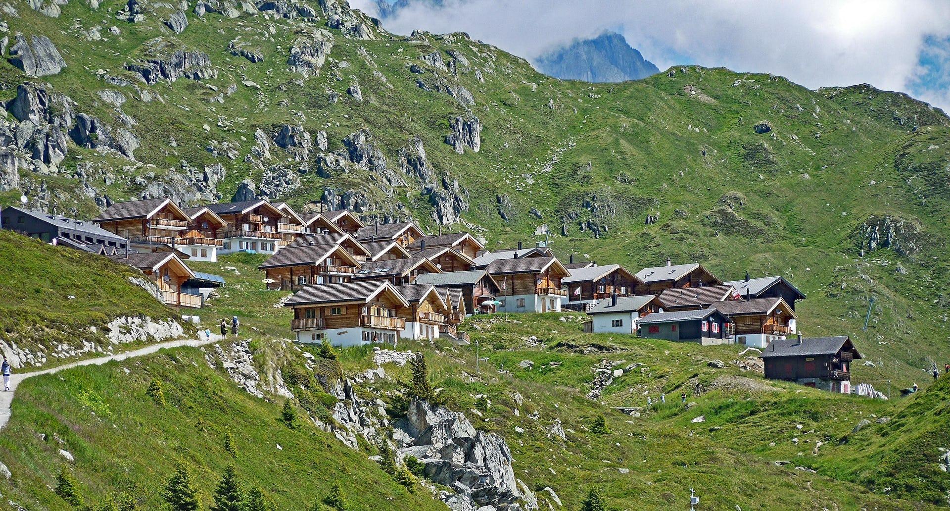 Blatten Wallis Ferienreise Ramsauer Carreisen