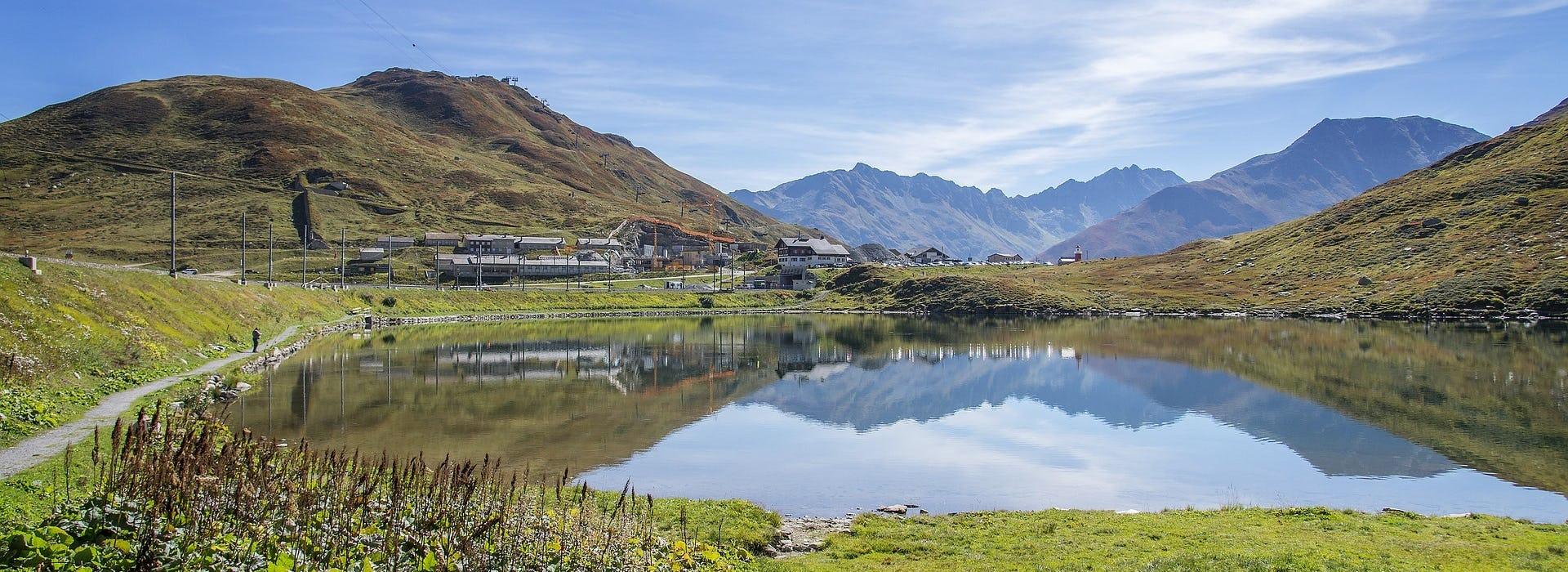 Oberalppass Ferienreise Ramsauer Carreisen