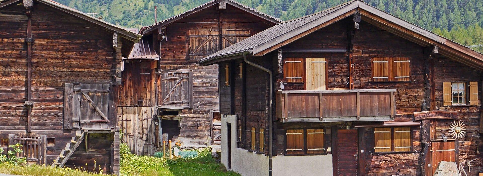 Walliserhäuser Ferienreise Ramsauer Carreisen