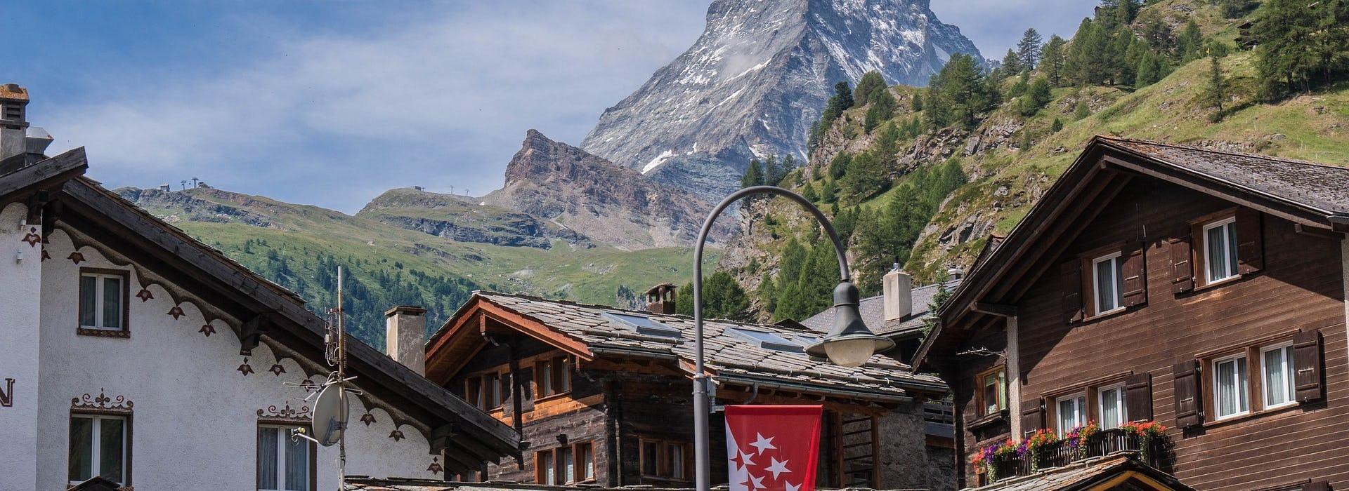 Zermatt Ferienreise Ramsauer Carreisen