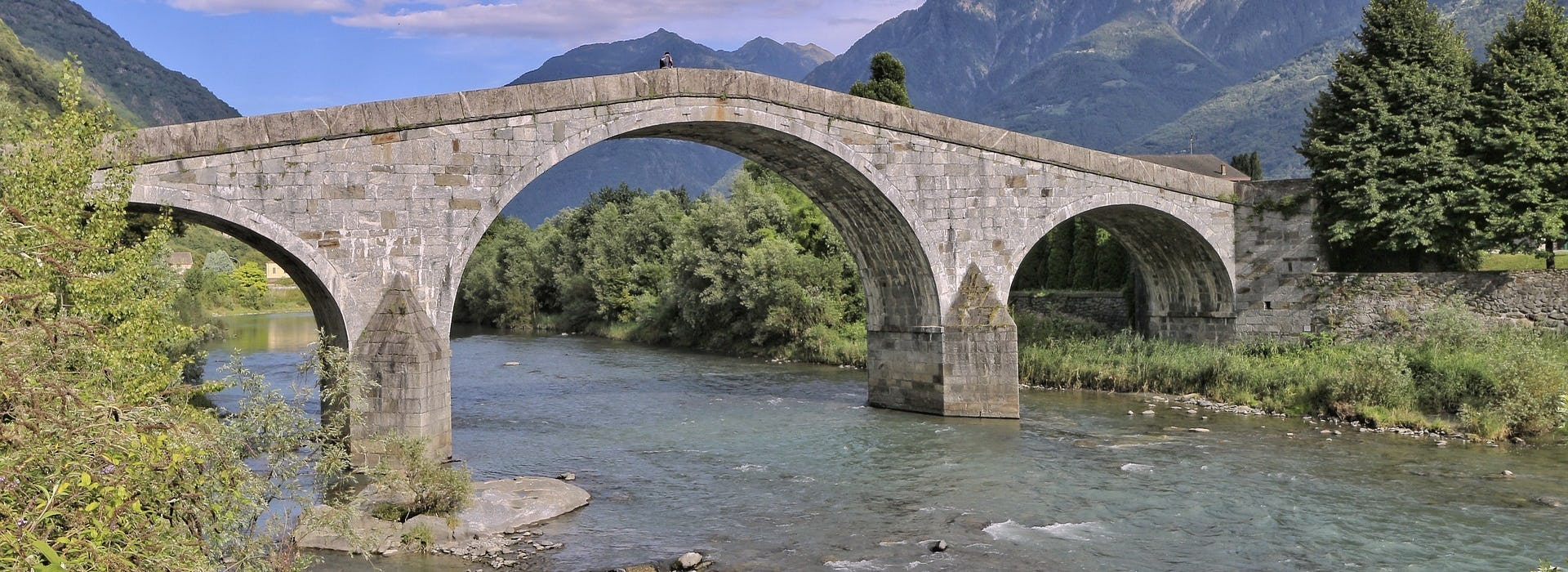 Valle Valtellina Adda Ramsauer Osterreise