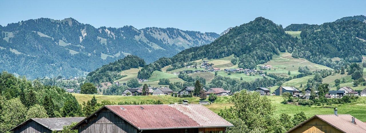 Pfingstreise Ramsauer Bregenzerwald