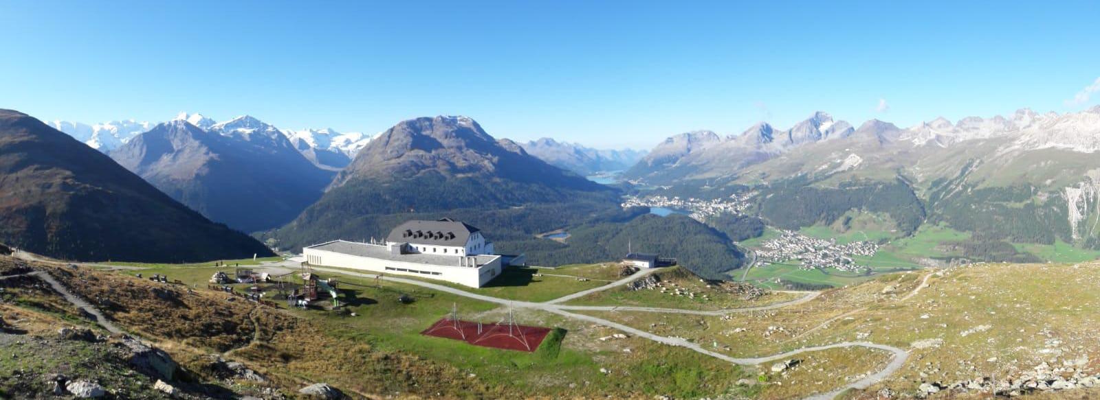 Seniorenferien Berninagebiet Ramsauer Carreisen