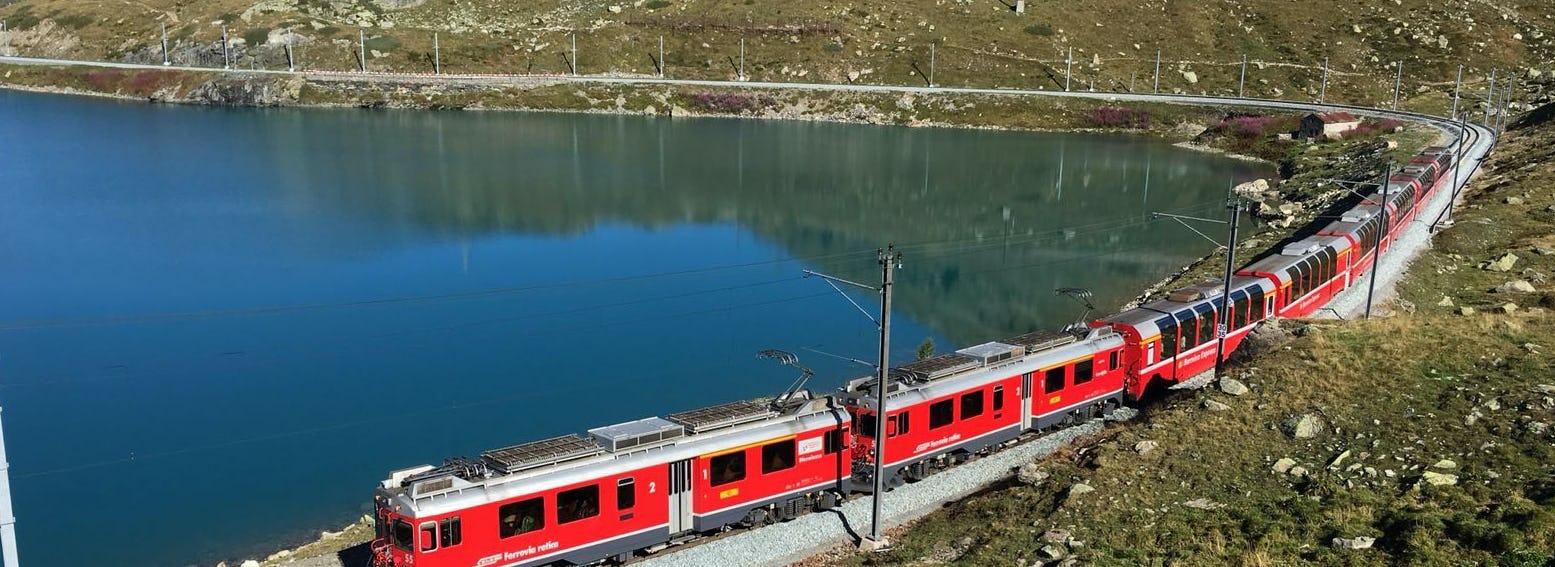 Seniorenferien Ramsauer Carreisen Lago Bianco RHB