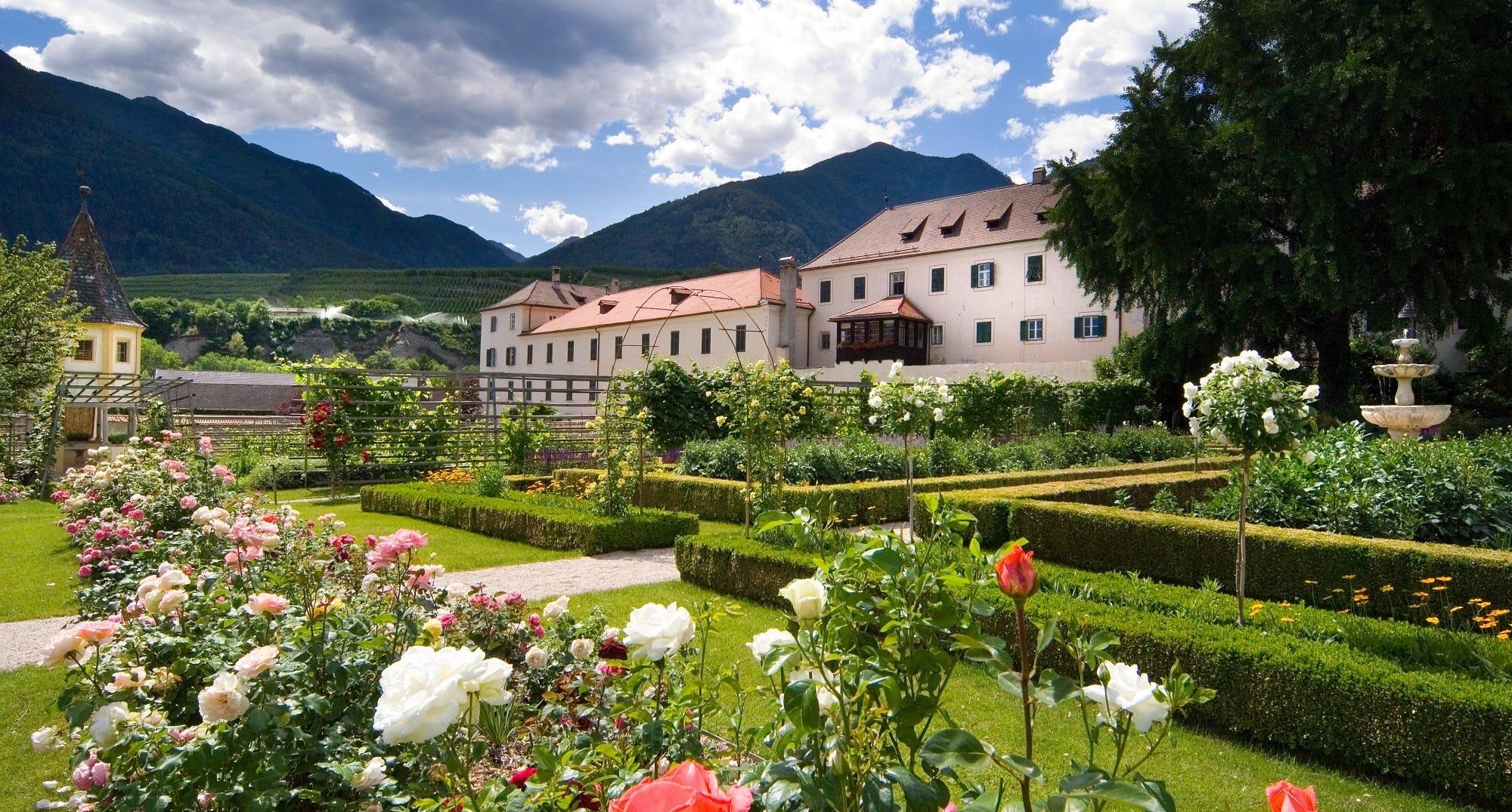 Weinreise Ramsauer Kloster Neustift