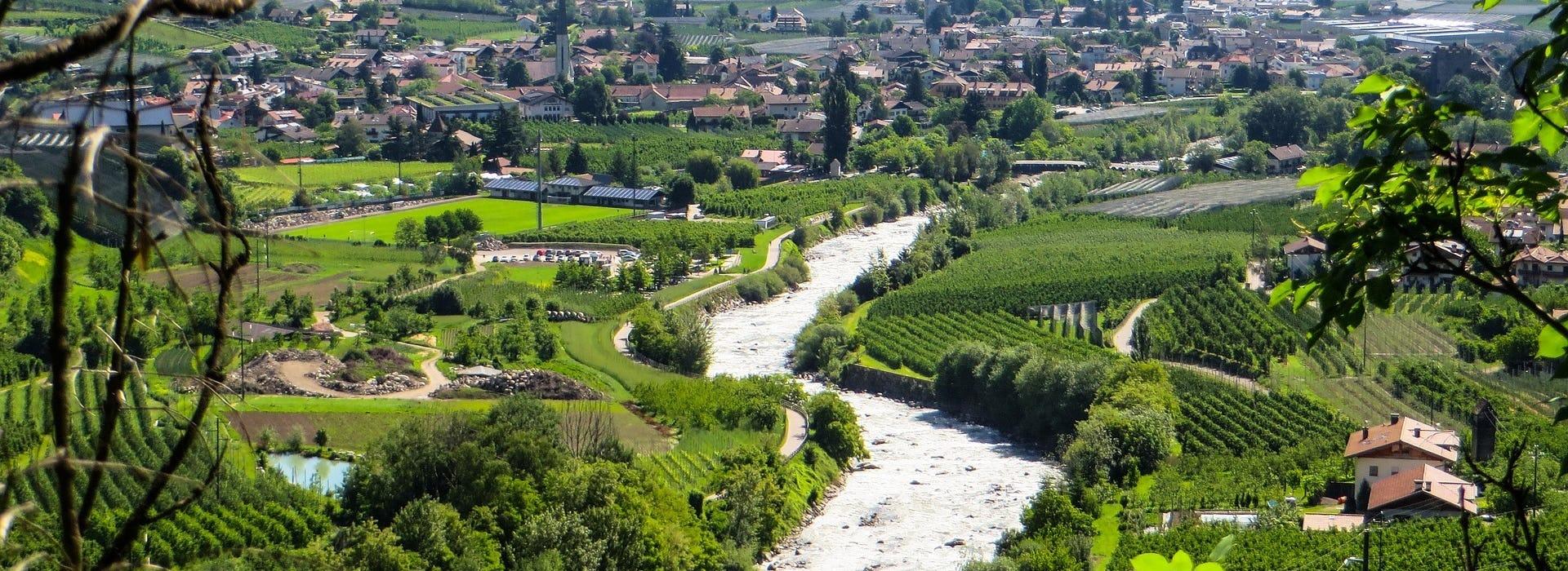 Weinreise Suedtirol Ramsauer Carreisen Meran