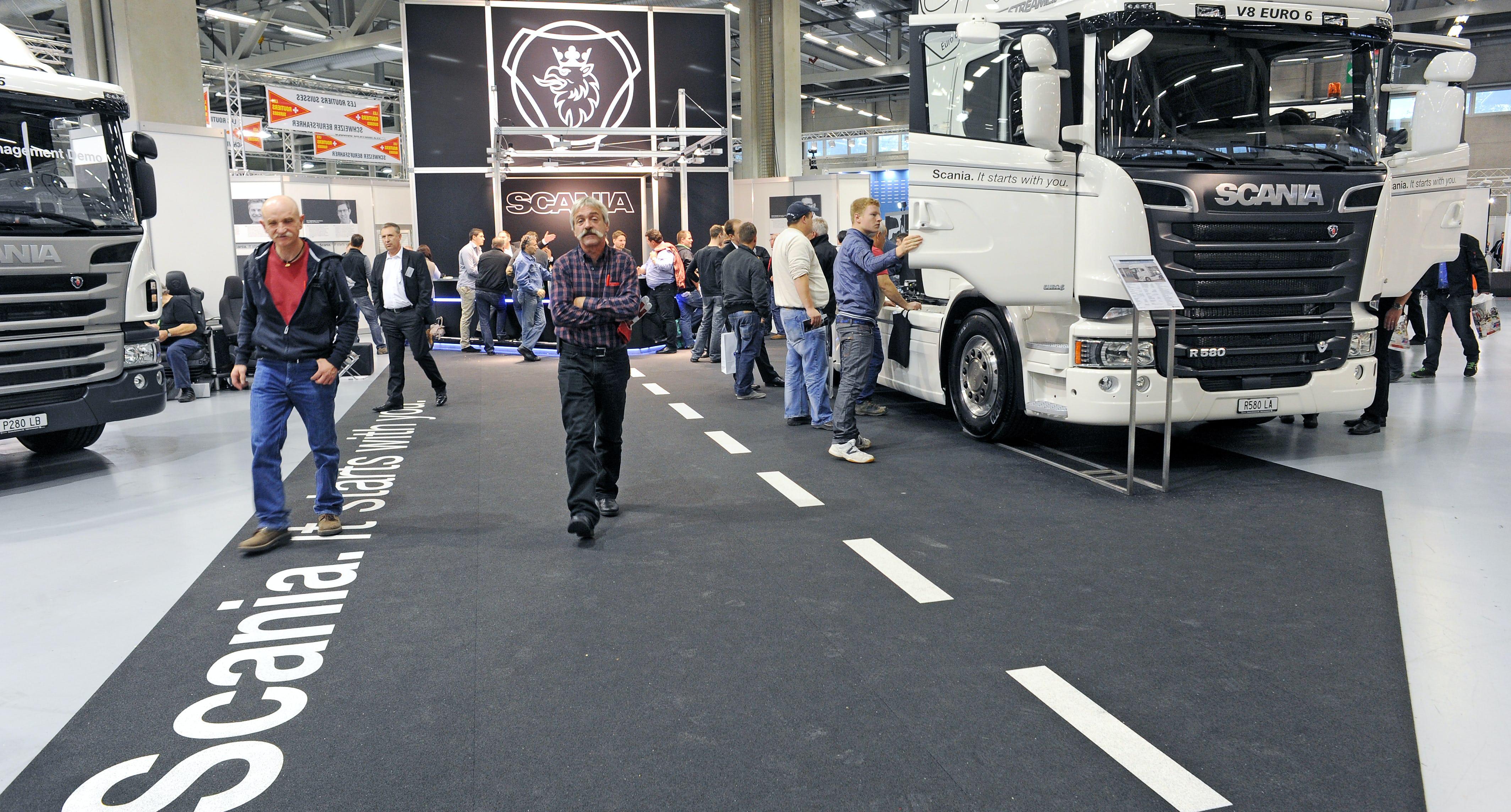 transport.ch Scania Ramsauer Carreisen