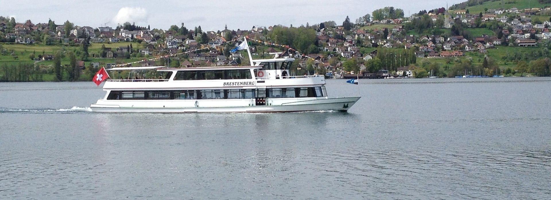 Hallwilersee Schifffahrt Ramsauer Tagesausflug