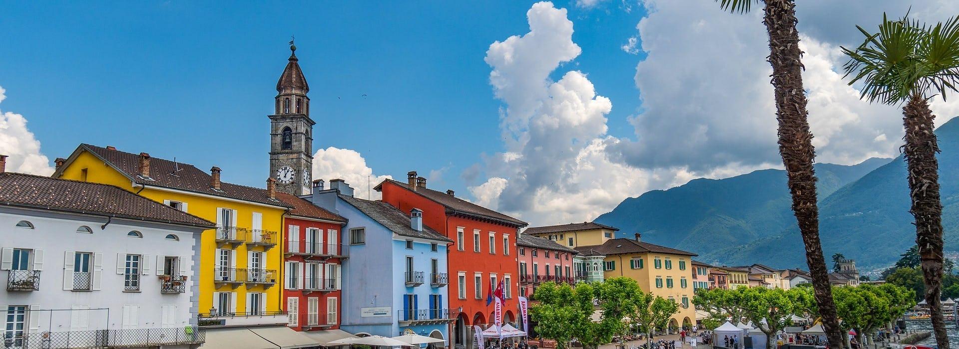 Ascona Tagesausflug