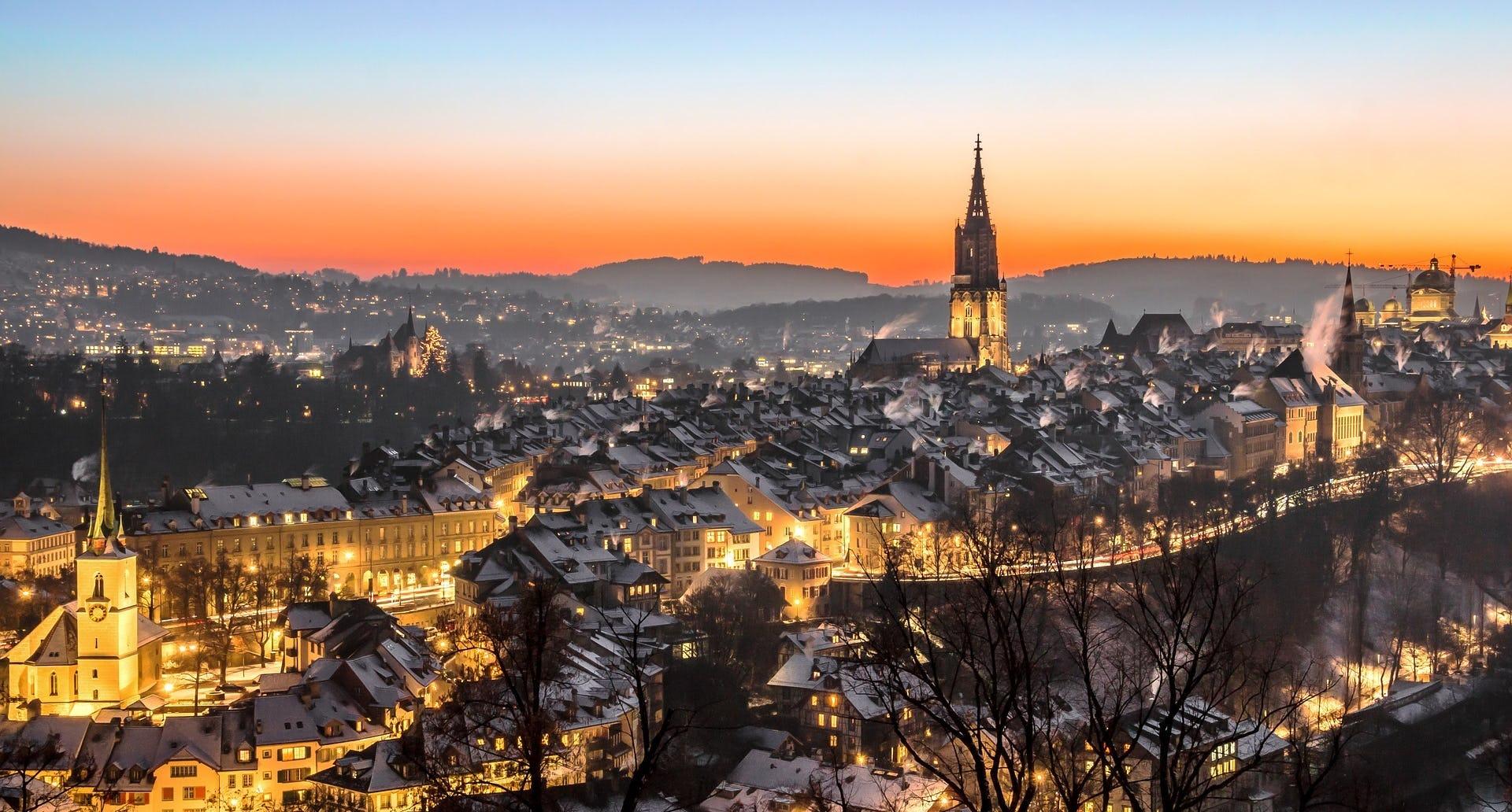 Bern by night Zibelemärit mit Ramsauer Carreisen GmbH