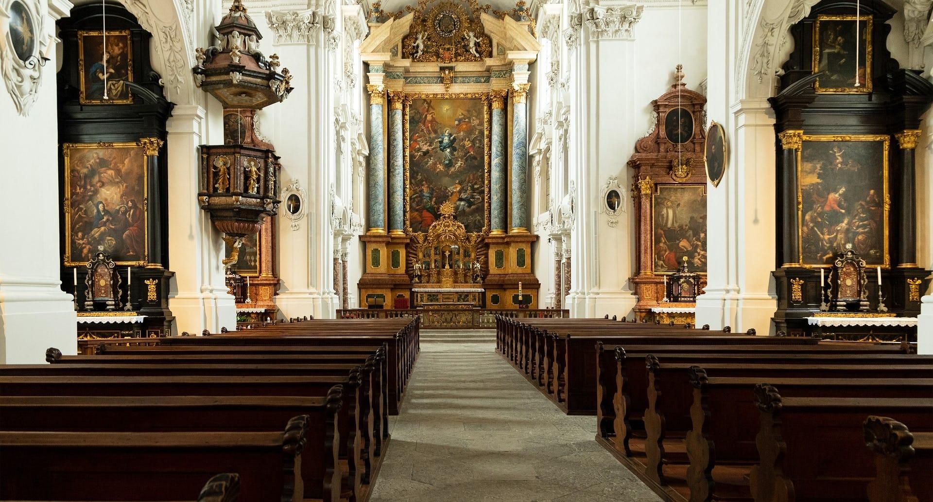 Kirche Solothurn Weihnachtsmarkt Ramsauer