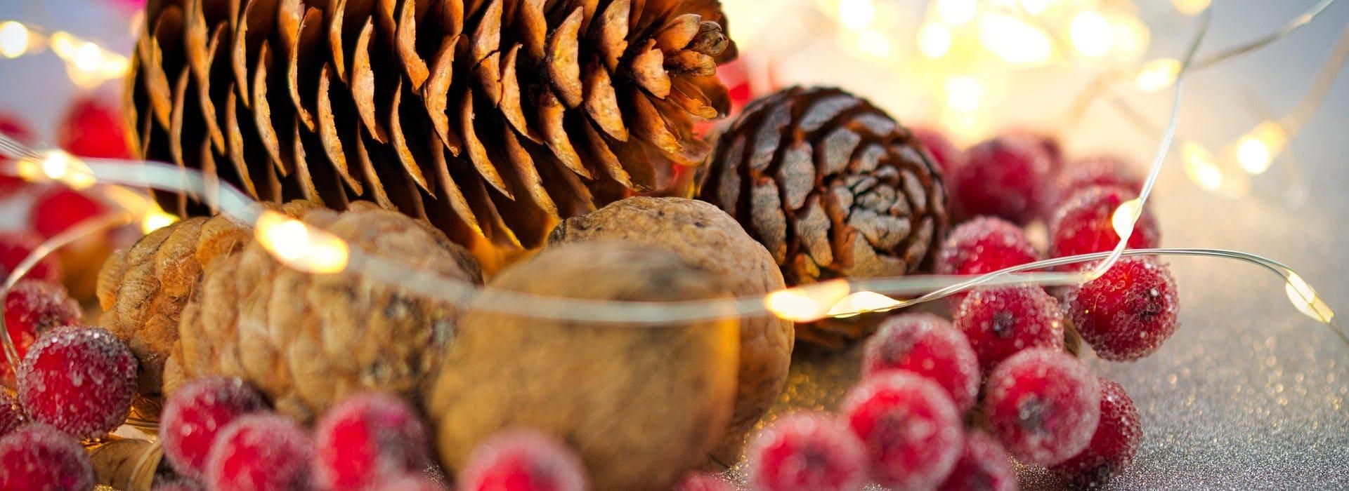 Weihnachtsdeko Ramsauer Carreisen