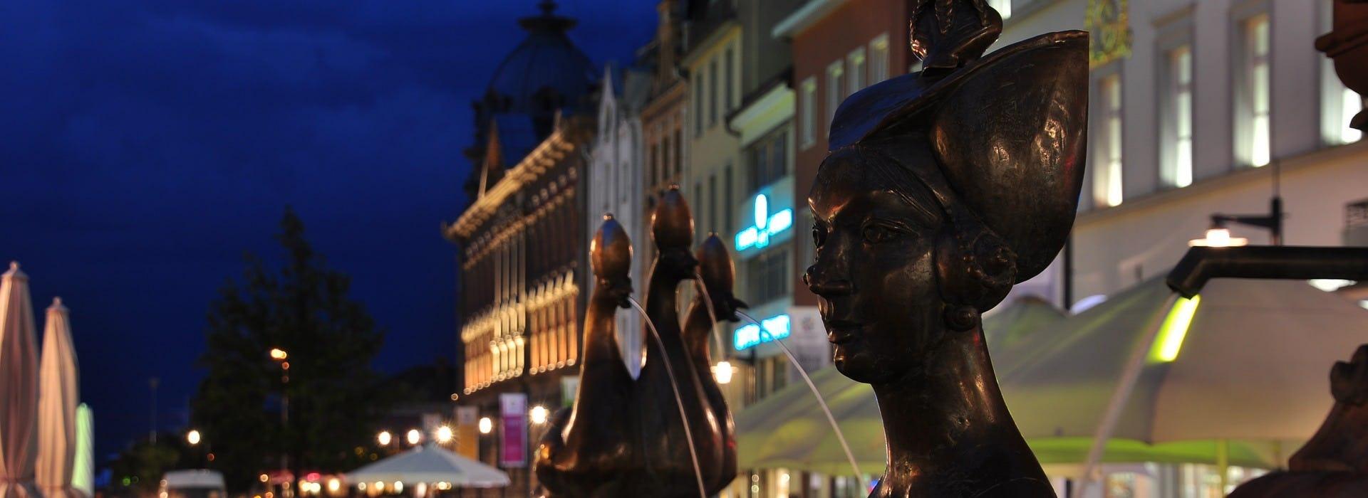 Konstanz Markt Ramsauer Carreisen Weihnachten