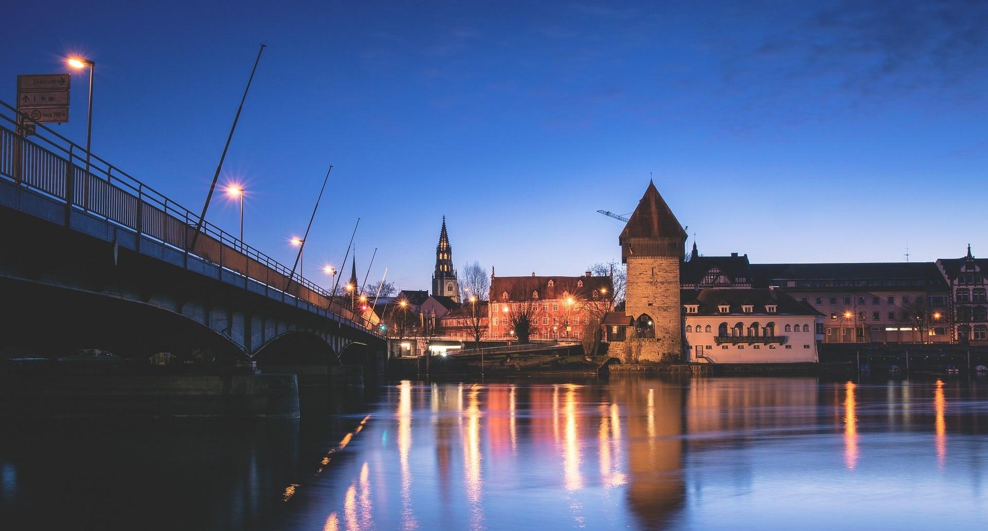 Konstanz Weihnachtsmarkt Ramsauer Carreisen