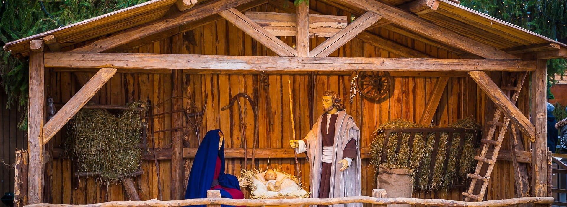 Krippe Ravensburger Weihnacht Ramsauer Carreisen
