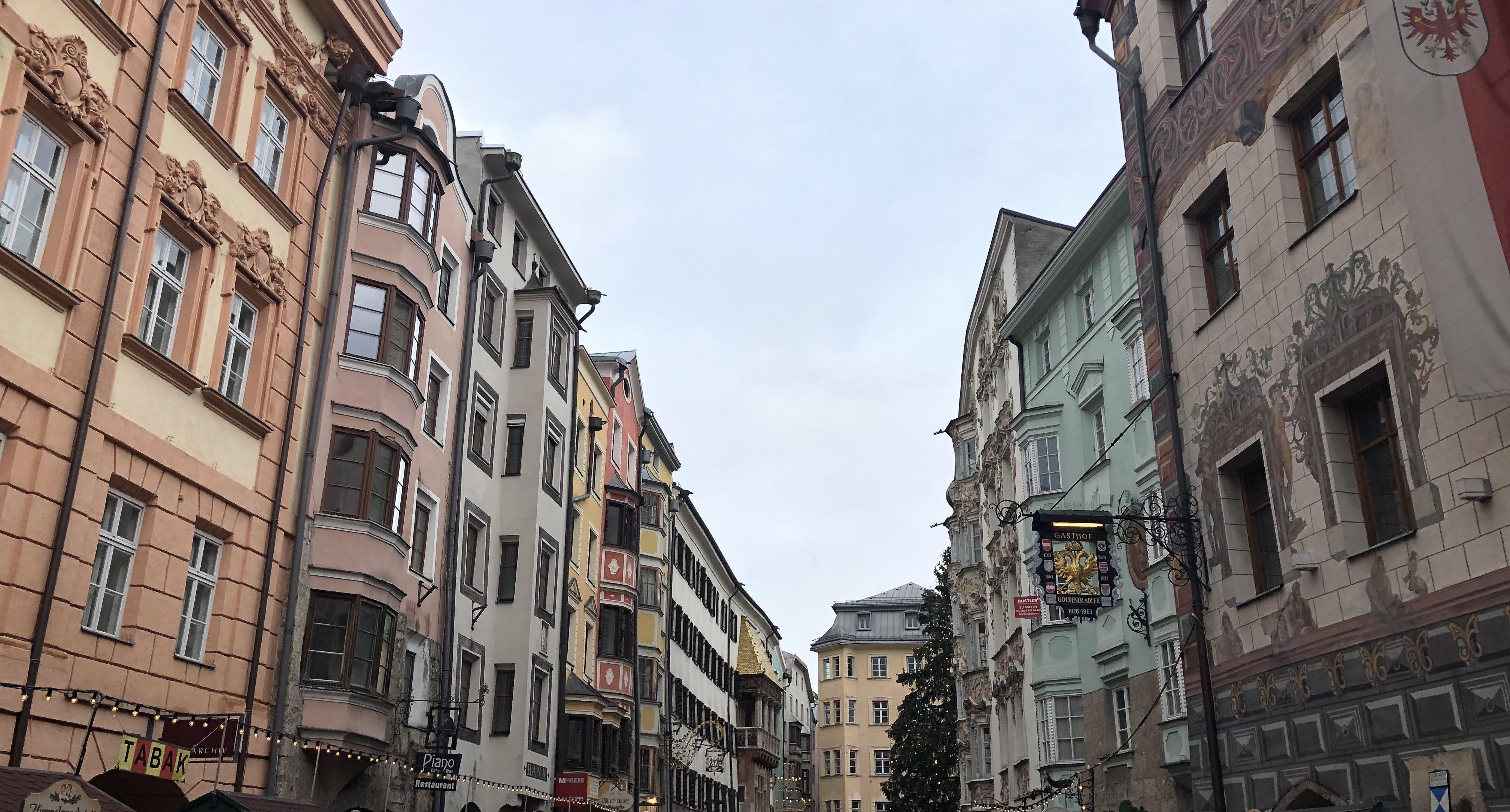 Innsbruck Ramsauer Carreisen Weihnachtsmarkt