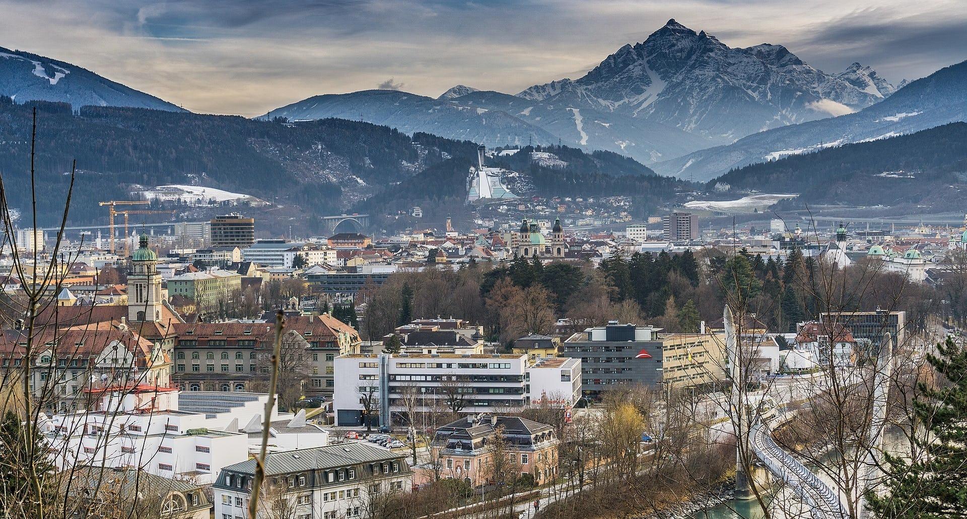 Innsbruck Weihnachtsmarkt Ramsauer Carreisen