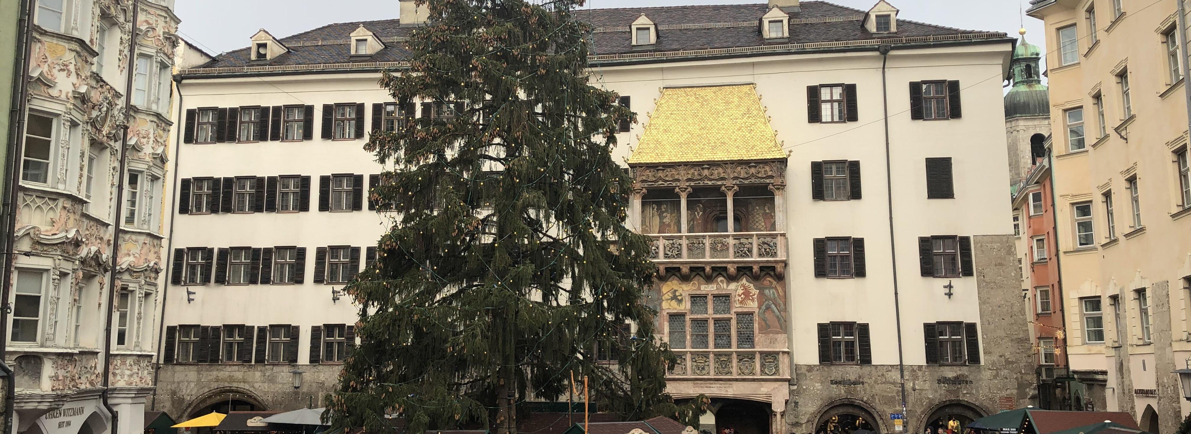Innsbruck goldenes Dach Ramsauer Carreisen