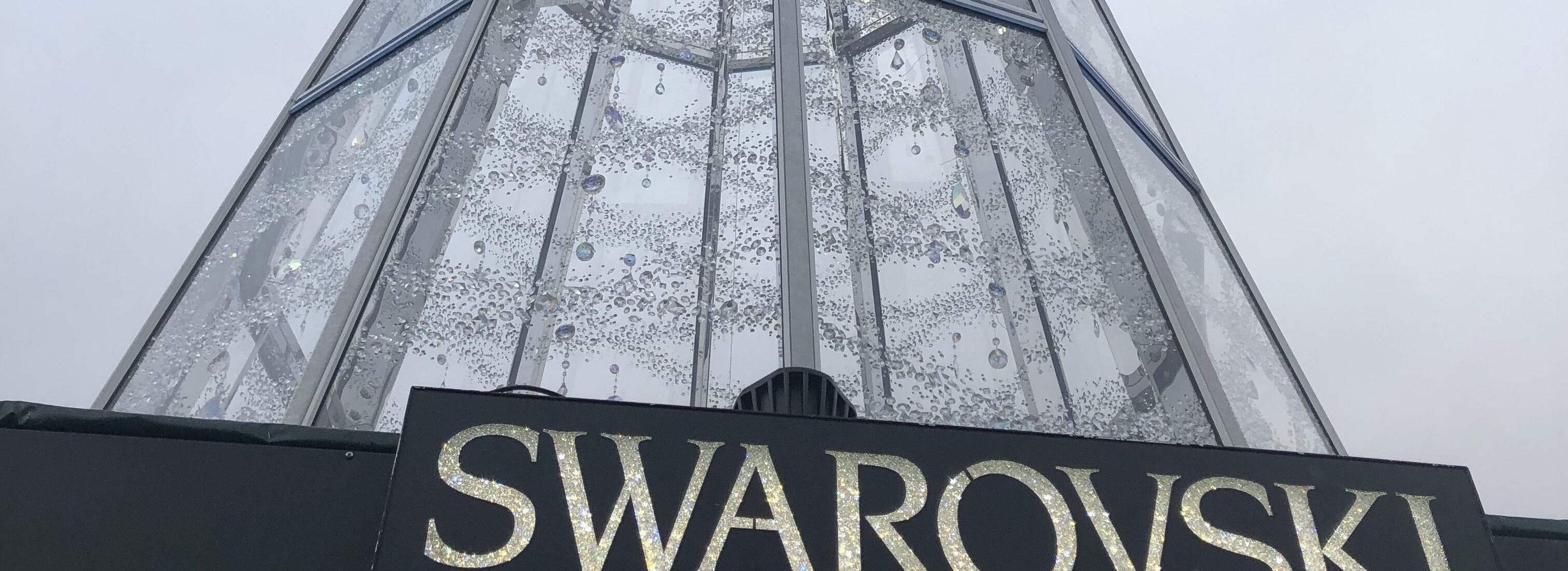 Swarovski Weihnachtsmarkt